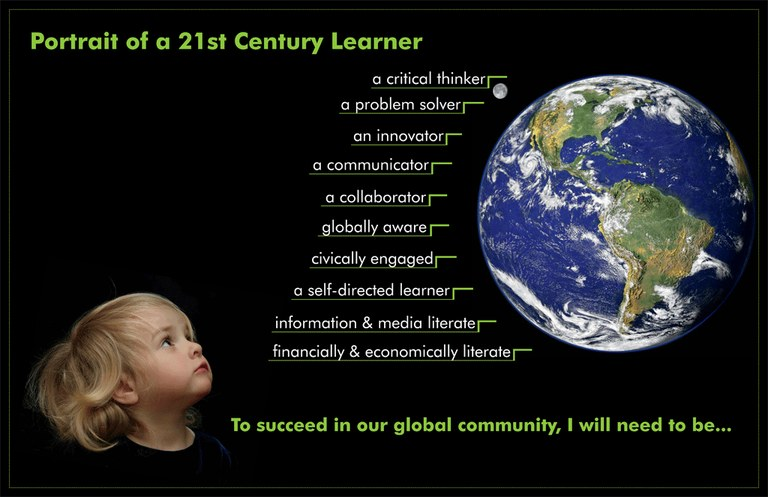 Portrait of a 21C Learner